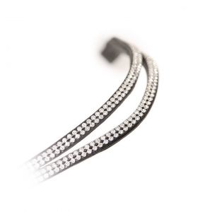 Shires Aviemore Split Diamante Browband
