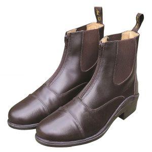 Mark Todd Chetwode Zip Paddock Boots