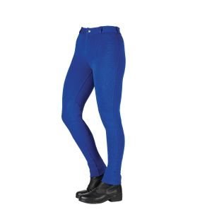 Saxon Warm Up Cotton Jodhpurs - Ladies