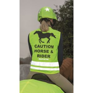 Shires Equi-Flector Safety Vest - Childs