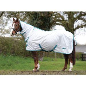 Saxon Mesh Combo Neck - Pony
