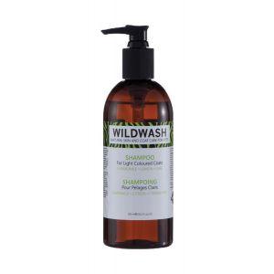 WildWash Dog Shampoo for Light Coats