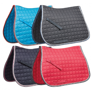 Saxon Coordinate Quilted Saddle Pad