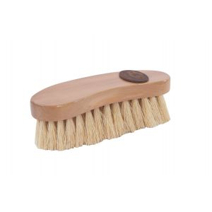 Kincade Wooden Deluxe Banana Shaped Dandy Brush