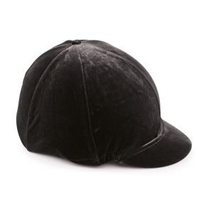Shires Velveteen Hat Cover