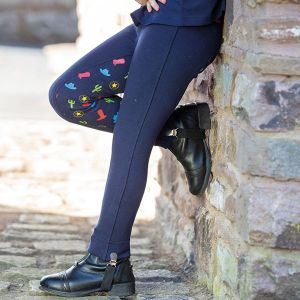 Shires Wessex Cowboy Jodhpurs - Childs