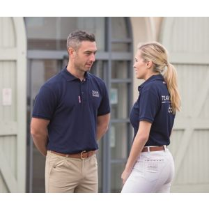 Shires Team Shires Polo Shirt - Gents