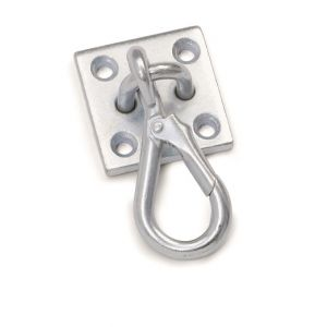 Shires Snap Hook on Wall Plate