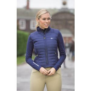 Shires Munich Quilted Waistcoat - Ladies