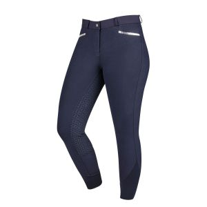 Dublin Onyx Gel Full Seat Breeches