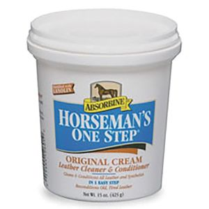 Absorbine Horsemans One Step Harness Cleaner 425gm