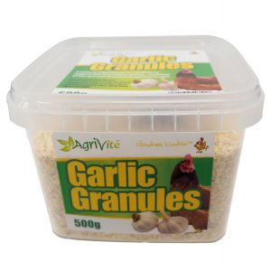 Agrivite Garlic Granules - 500gm