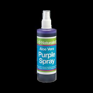NAF Aloe Vera Purple Spray - 240ml