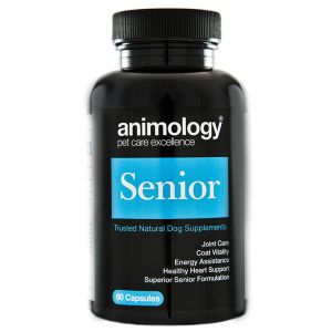 Animology Senior Capsules - 60 Pack
