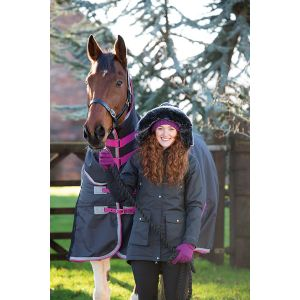 Aubrion Arlington Long Jacket