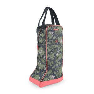 Aubrion Camo Print Long Boot Bag