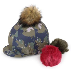 Aubrion Camo Switch It Hat Cover