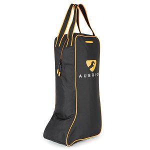 Shires Aubrion Long Boot Bag - Black
