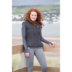 Aubrion Rosecroft Lightweight Gilet - Ladies