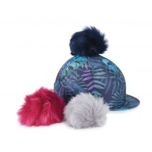 Aubrion Switch It Pom Pom Hat Cover - Tropical