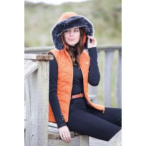Aubrion Thistledown Padded Gilet - Ladies