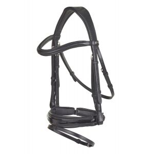 PDS Flash Bridle with Insider Grip Reins