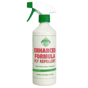 Barrier Enhanced Formula Fly Repellent 500ml Refill