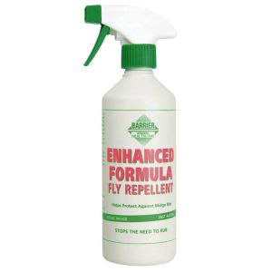 Barrier Enhanced Formula Fly Repellent Spray 500ml
