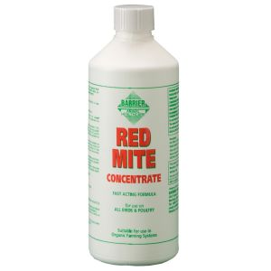 Barrier Red Mite Liquid Concentrate 500ml
