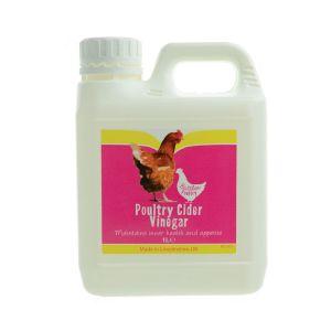 Battles Poultry Cider Vinegar - 1L