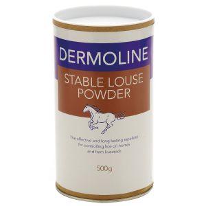 Dermoline Stable Louse Powder 500gm