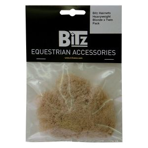 Bitz Hairnets Heavyweight - Twin Pack