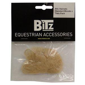 Bitz Hairnets Standard - Twin Pack