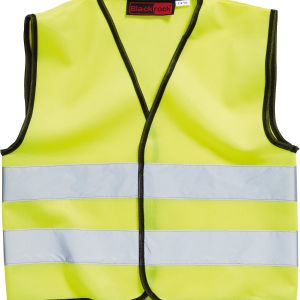 Blackrock Hi-Viz Waistcoat Sleeveless - Child