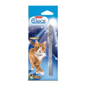 Bob Martin Clear Cat Flea Collar Reflective - Monochrome