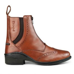 Brogini Epsom Zipped Ankle Boot