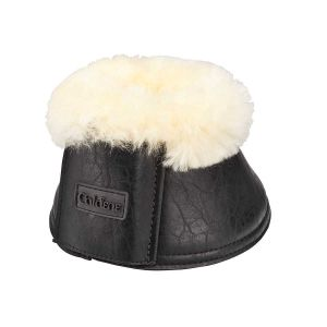 Caldene Over Reach Boots with Sheepskin - Vintage