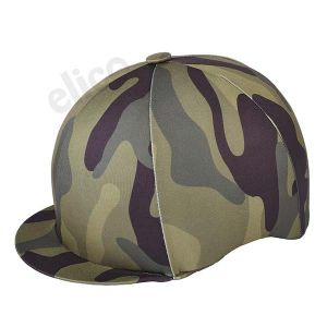 Capz Lycra Skull Cover - Camouflage