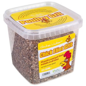 Chicken Likin Chick Flint Grit - 1.5kg