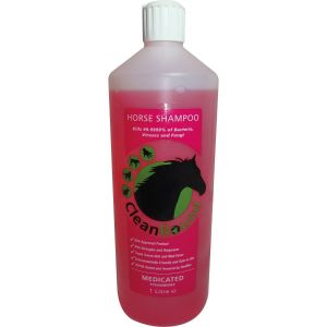 CleanRound Medicated Shampoo Strawberry