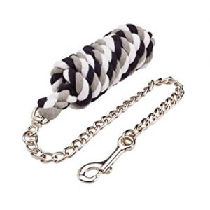 Cottage Craft Deluxe Lead Rope with Chain