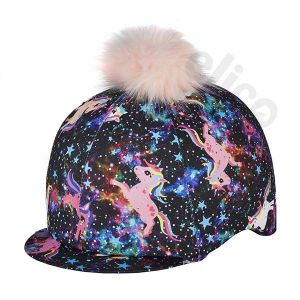 Elico Pony Fantasia Lycra Hat Cover