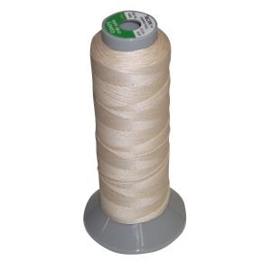 Bitz Plaiting Thread/Reel White