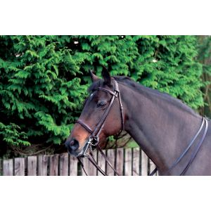 Caldene Black Label Double Bridle