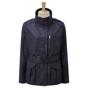 Caldene Figsbury Belted Wax Jacket