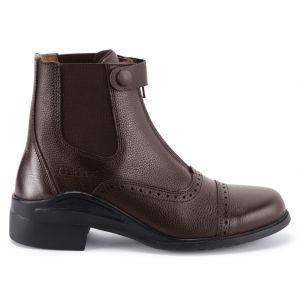 Caldene Stockton Zip Front Jodhur Boot
