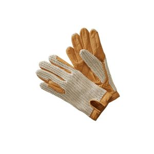 Harry Hall Crochet Gloves
