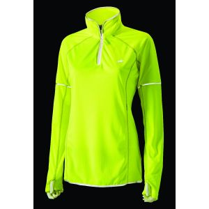 Harry Hall Hi Viz Womens Long Sleeve Top