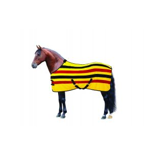 Masta Ascot Stripe Pony Fleece Rug