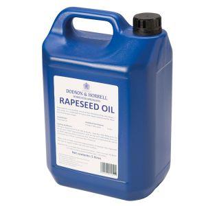 Dodson & Horrell Rapeseed Oil 5Lt